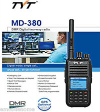 TYT MD - 380 DMR Walkie Talkie Digital Two-way Radio with Colorful Display