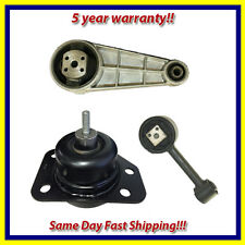 2004-2010 fits Chevy Optra/ Suzuki Forenza Reno 2.0L Engine Motor Mount Set 3PCS
