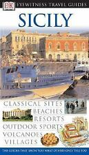 Sicily (Eyewitness Travel Guides)-ExLibrary