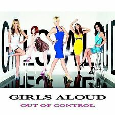 GIRLS ALOUD - Out Of Control [Universal Intl] CD ** Excellent Condition **