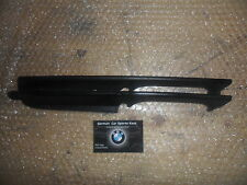 bmw E46 saloon/Touring O/S drivers front bumper trim/Grille 98-01 (Pre-facelift)