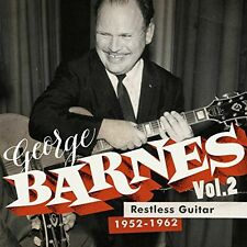 Restless Guitar - George Barnes (2014, CD NEUF)2 DISC SET