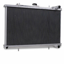 NISSAN S13 CA18DET 1.8 TURBO 98+ ALUMINIUM TWIN CORE SPORT 55MM RAD RADIATOR