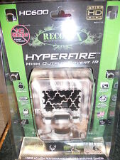 New Reconyx Hyperfire HC600 HO No Glow Infrared Game Camera 1080P