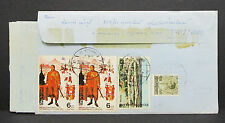 Thailand Express Airmail Letter to Japan Luftpost Flugpost Brief Asien (L-2299