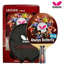 Japan BUTTERFLY TBC302 Table Tennis Racket PING PONG - CS PenHold SHORT Handle