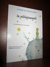 LE PETIT PRINCE in NAHUATL (MEXICO). SAINT EXUPERY. THE LITTLE PRINCE