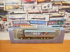 19655 @ & @ Herpa IVECO autoarticolati IVECO 480hp n. 2234 modello PUBBLICITARIO IN SCATOLA ORIGINALE @ & @