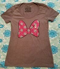 Disney Store Minnie Mouse Bow Shirt