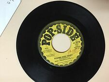 ROCK & ROLL 45 RPM RECORD - HEDY, FREDDIE AND MEE TOO - POP-SIDE 1