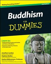 Buddhism For Dummies by Gudrun Buhnemann 9781118023792 (Paperback, 2011)