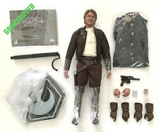 READY HOT TOYS STAR WARS EP VII FORCE AWAKENS HAN SOLO ONLY NO BOX NEW AUTHENTIC