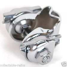 Knuckle Chrome Old School BMX Seat Post Clamp Vintage Kashimax Elina Road MTB
