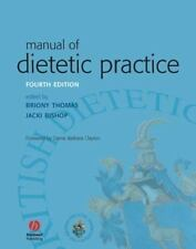 Manual of Dietetic Practice-ExLibrary