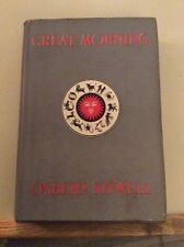 Antique Collectable Book Of Great Morning, By Osbert Sitwell - 1949