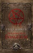Festa: DAS SCHARLACHROTE EVANGELIUM von CLIVE BARKER - Horror KULT