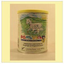 (36,88/kg) Blauer Planet Bambinchen 1 Säuglingsnahrung Basis 0-5 Monate 400 g