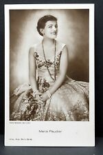 Maria Paudler - AK - Foto Autogramm-Karte - Photo Postcard (Lot F7889