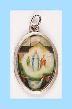 OUR LADY OF KNOCK OXIDISED MEDAL - CATHOLIC STATUES CANDLES PICTURES LISTED