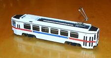HO Kawasaki Double-End LRV Trolley ONE PIECE WINDOWS Resin Body Kit by IHP