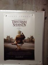 Original Movie Poster Tristram Shandy Double Sided  27x40