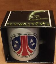 ALIEN MOVIE COLONIAL MARINES LOGO MUG NEW GIFT BOXED 100 % OFFICIAL MERCHANDISE