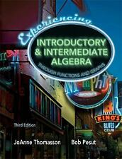 Experiencing Introductory and Intermediate Algebra Through Functions and Graphs