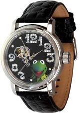 Muppet Show Automatikuhr mit Kermit der Frosch Motiv Unisexuhr