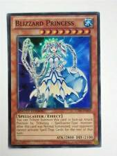 YUGIOH CCG - BLIZZARD PRINCESS CT09