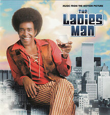 The Ladies Man-2000-Original Movie Soundtrack-19 Track-CD