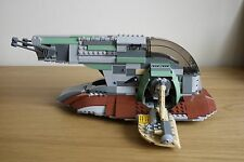 Lego 6209 Stars War Slave 1 2006 Now Discontinued And Retired Ship Only