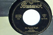 "BOBBY HELMS -My Special Angel- 7"" 45"