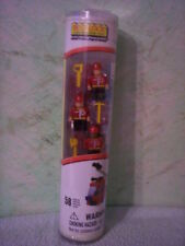 Best-Lock Construction Toys - FIREMAN  SET -  58 pieces - MIB - ALL  ON  SALE
