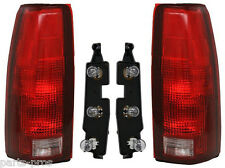 New Taillight w/Circuit Board PAIR / FOR 1988-98 CHEVROLET & GMC C/K TRUCK