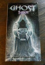 Ghost Tarot Deck *Lo Scarabeo* Haunting! PHANTASMS! Spirits! WRAITHS! *Spooky*
