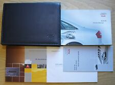AUDI A6 C5 Manual Owners Manual Cartera 2001–2004 Pack 8351!