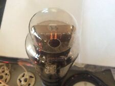 NT68 Power Tube 4 Volt, 4 Pin UK Single Plate Inverted Pan Getter Triode Valve