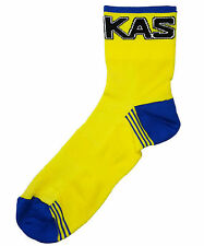 KAS RETRO CYCLING TEAM SOCKS - Vintage - Fixed Gear - Made in Italy (Sean Kelly)