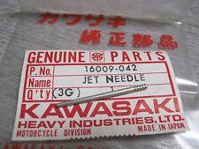 Kawasaki Nº Carb Aguja kv75 Mc1