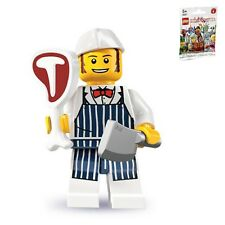 LEGO 8827 Collectable Minifigures Series 6 #14 Butcher (IN STOCK)