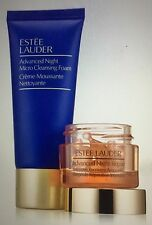 Estee Lauder Advanced Night Repair Intensive Recovery Ampoules + Micro Cleanser