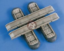 Verlinden 1/48 US M2 Steel Treadway w/Inflatable Pontoon Bridge System WWII 2338