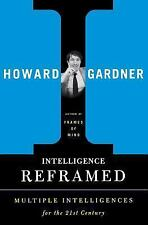 Intelligence Reframed - Howard E. Gardner (Paperback)