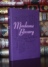 Madame Bovary by Gustave Flaubert Unabridged Deluxe Soft Leather Feel Edition