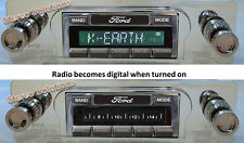 1960-63 Ford Falcon NEW USA-630 II* 300 watt AM FM Stereo Radio iPod, USB, Aux