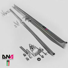 DNA Racing Rear Strut Bar with Tie Rods Kit for Vauxhall Opel Corsa D VXR SRI