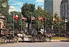 B66740 LEs Caleches Sqaure Dominion Montreal  Canada