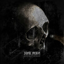 Sonic Reign - Monument In Black (Dark Fortress, Satyricon, Immortal, Darkthrone)