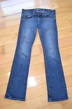 Guess jeans 29 women dark wash daredevil boot