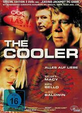 DOPPEL-DVD NEU/OVP - The Cooler - Alles auf Liebe - William H. Lacy